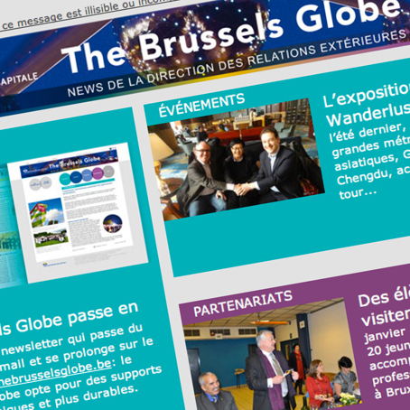 The Brussels Globe